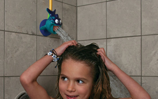 The Ideal Showerheads for Children and Their Parents
