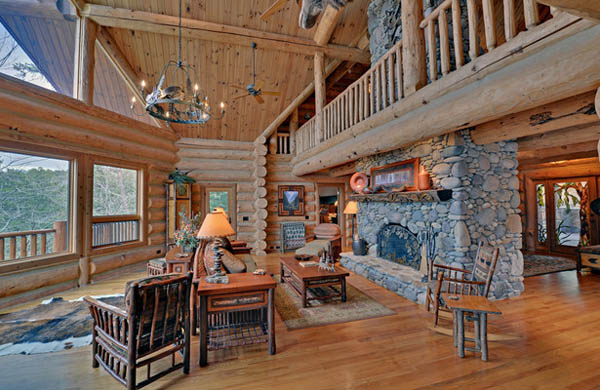 Teaching Your Kids to Love Log Cabins