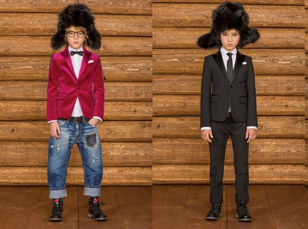 Teach Your Children the Importance of Smart Casual Outfits