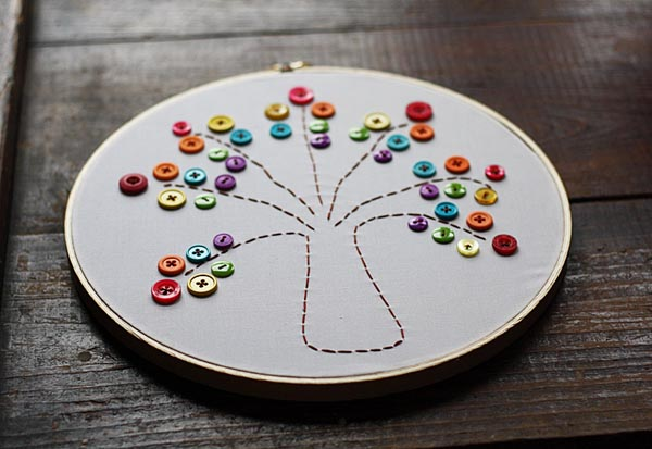 A Guide to Teaching Children to Embroider