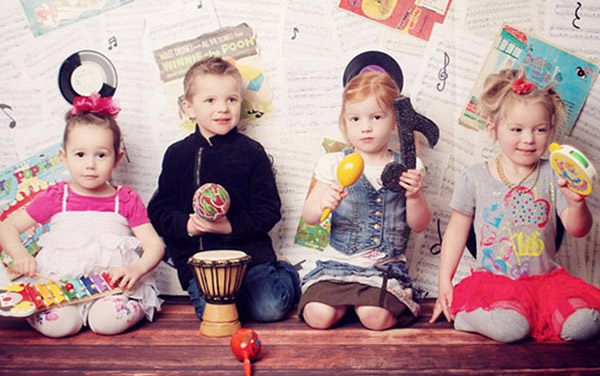 Children and Music: Benefits of Music in Child Development
