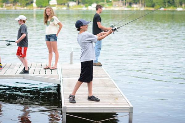 How Can Fishing Help in The Development of Your Child?