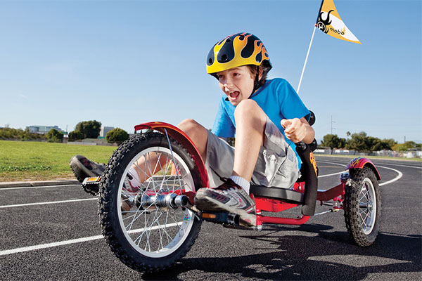 Choosing The Best Recumbent Bike for Your Kids