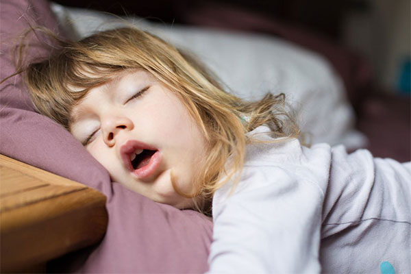 Causes of Snoring in Children