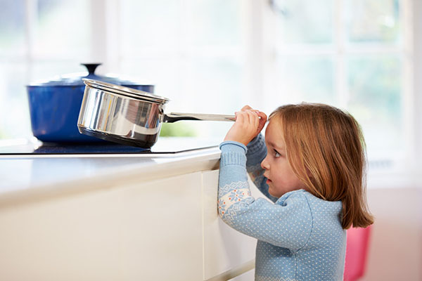 How to make your kitchen kids friendly