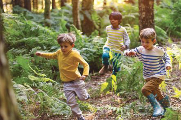 Benefits of Nature for Kids