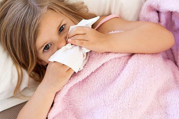How parents can deal with their kid's allergies